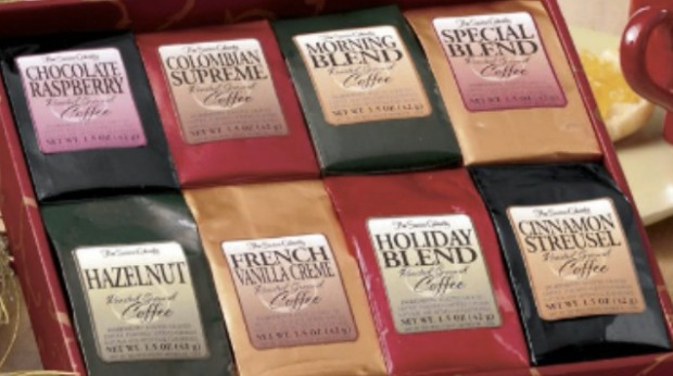 20 Best Business Gifts Under 25 Dollars for 2016 - Coffee Sampler