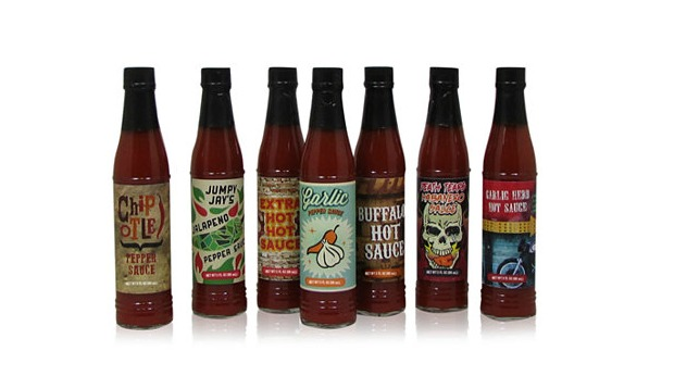 20 Best Business Gifts Under 25 Dollars for 2016 - Hot Sauce Set