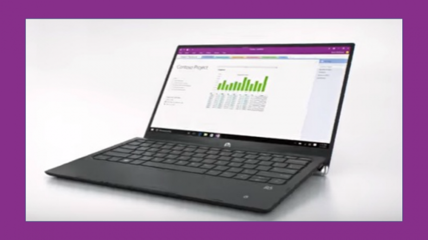 The HP Elite x3 Lap Dock is a new offering from HP that turns your mobile phone into a laptop with many of the same capabilities.