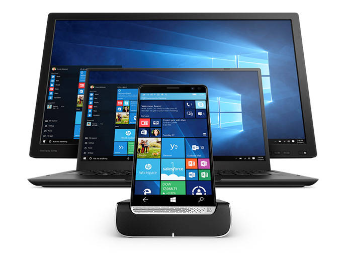 HP Elite x3 Phablet