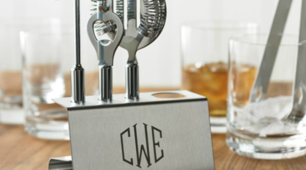Holiday Gift Ideas for Employees - Bar Tools Set