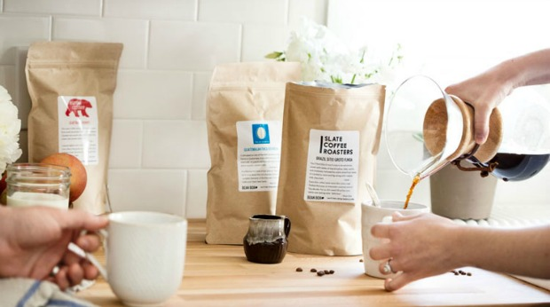 Holiday Gift Ideas for Employees - Coffee of the Month Box