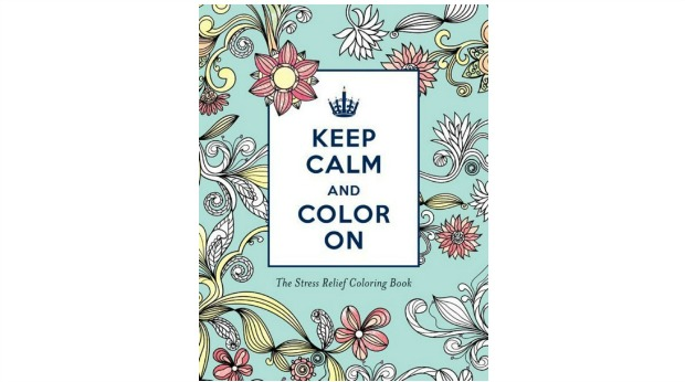 Holiday Gift Ideas for Employees - Coloring Book