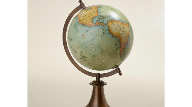 Holiday Gift Ideas for Employees - Desktop Globe