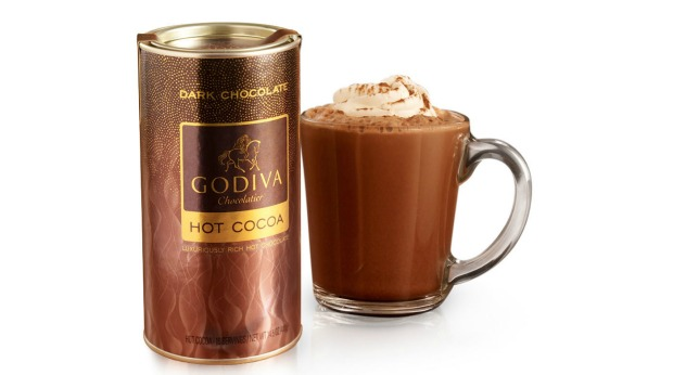 Holiday Gift Ideas for Employees - Hot Chocolate Canister
