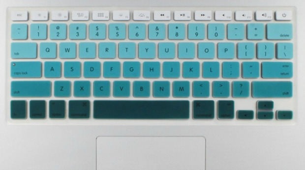 Holiday Gift Ideas for Employees - Laptop Keyboard Skin