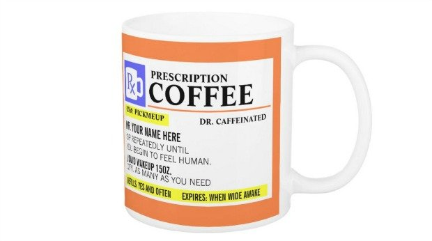 Holiday Gift Ideas for Employees - Personalized Mug