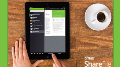 Citrix ShareFile Is Big Business-Grade File Sync and Share Solution Built or Small Business