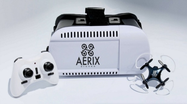 The Bests Gadget Gifts for Geeks in 2016 - Aerix Vidius VR HD