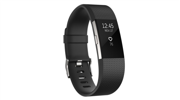The Bests Gadget Gifts for Geeks in 2016 - Fitbit Charge 2