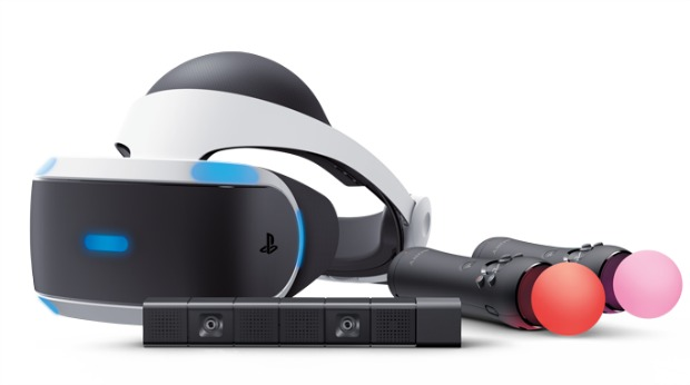 The Bests Gadget Gifts for Geeks in 2016 - PlayStation VR