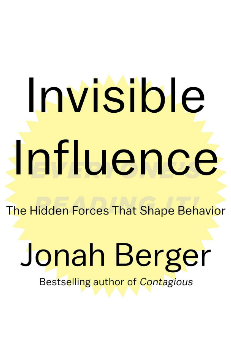 Must Read Marketing Books of 2016 - Invisible Influence