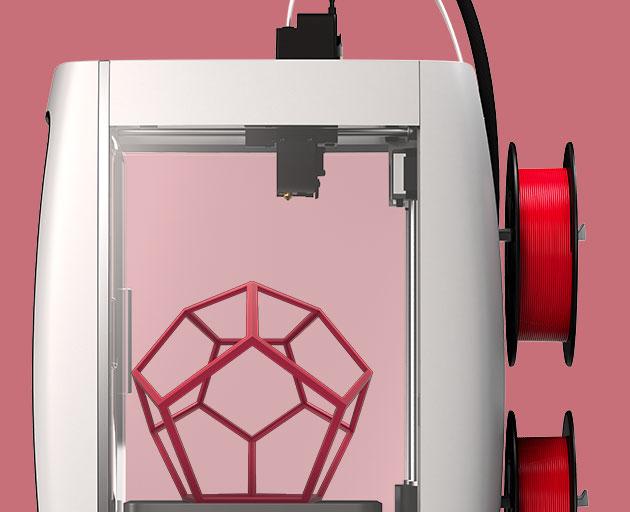New Robo 3D Printer Line - The R2