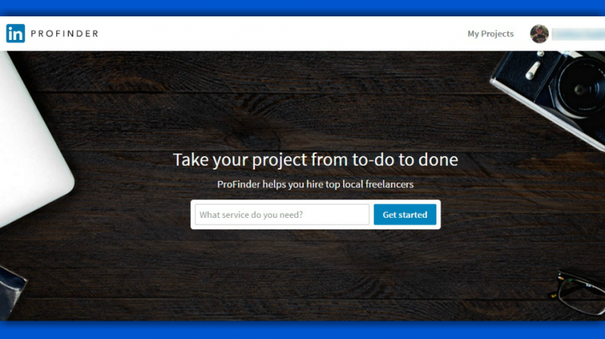 LinkedIn ProFinder Offers New Tool for the Gig Economy