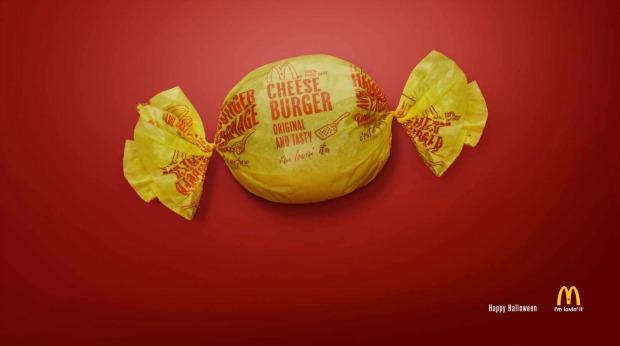 20 Examples of Great Halloween Advertising Inspiration - McDonald's - Halloween advertising - Halloween ads - advertising Halloween - Halloween advertising ideas - Halloween advertising campaigns