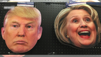 It seems the Presidential election is providing plenty of fodder for Halloween costumes this year. What can you learn from this Halloween business trend?