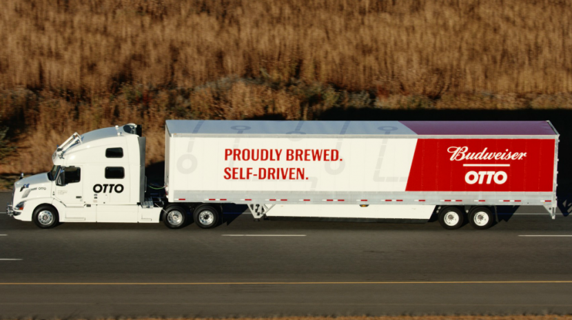 Anheuser-Busch's experiment with an autonomous beer truck provides us a preview of the business benefits of self-driving vehicles.