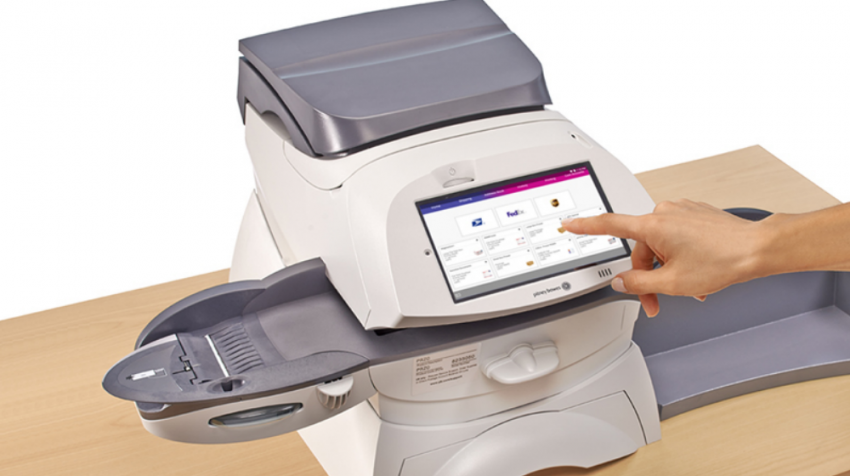 SendPro 300 All In One Smart Sending Device Addresses Shipping Woes for Small Business
