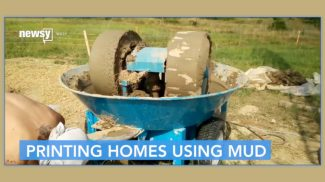 Homes printed using mud? Now that's innovation. Always keep in mind that new technologies create new business opportunities so you can benefit.