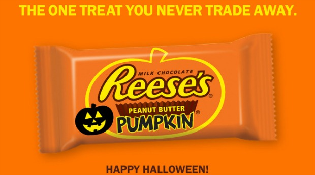 20 Examples of Great Halloween Advertising Inspiration - Reese's - Halloween advertising - Halloween ads - advertising Halloween - Halloween advertising ideas - Halloween advertising campaigns