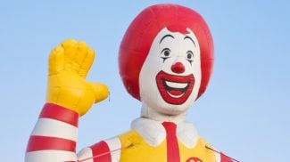McDonald's response to the outbreak of clown attacks in the US is to give their clown mascot a break and us a lesson on news that impacts your business.