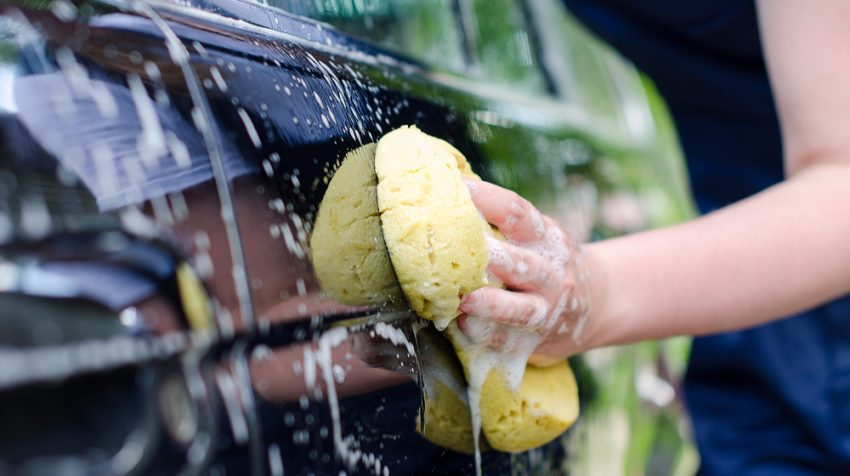 50 Business Ideas for Teens - Car Washing Service