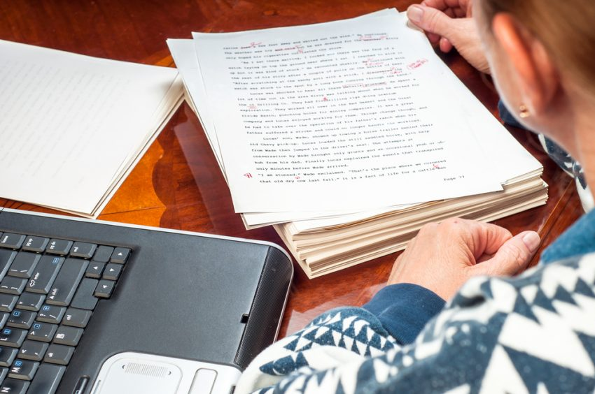 50 Business Ideas for Moms - Proofreading