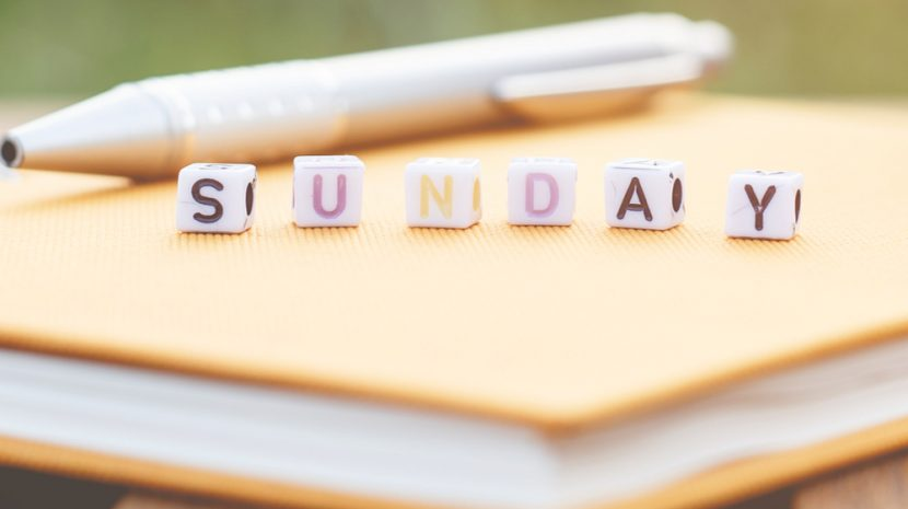 The Best Day to Post a Blog is Sunday, Blogging Report Says