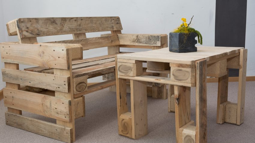 Green Business Ideas - Upcycling Furniture