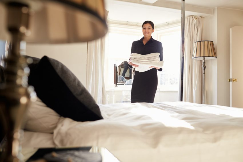 Small Business Ideas - Housekeeper