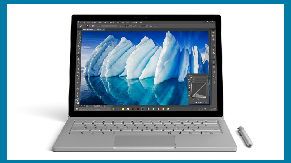 Microsoft Touts Surface Book i7 as Ultimate Laptop - with Ultimate Price Tag - Small Business Trends