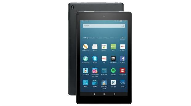 Hip Tablet Gift Ideas - Amazon Fire HD 8