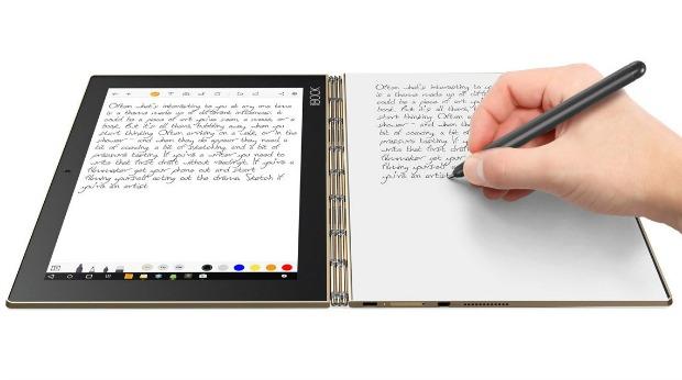 Hip Tablet Gift Ideas - Lenovo Yoga Book