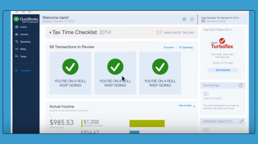 Intuit Has a Brand New Invoicing App for the Self-Employed - Small