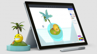 Windows 10 Adds New Dimensions with Paint 3D