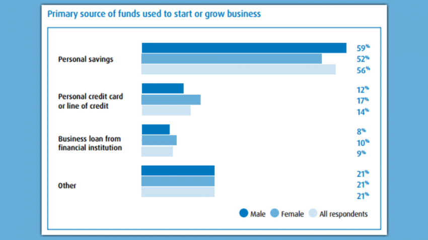 Risk and Women Business Owners - Women Entrepreneurs Taking More Risks Than Men