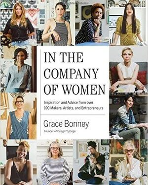 https://www.amazon.com/Company-Women-Inspiration-Artists-Entrepreneurs/dp/1579655971/