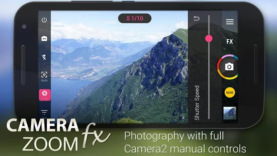 10 Android Camera Apps You Need Besides Instagram - Camera Zoom Fx Free