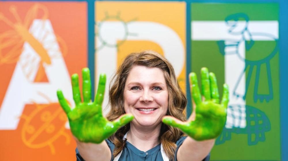 Spotlight: Kidcreate Studios Promotes Art Education for Kids