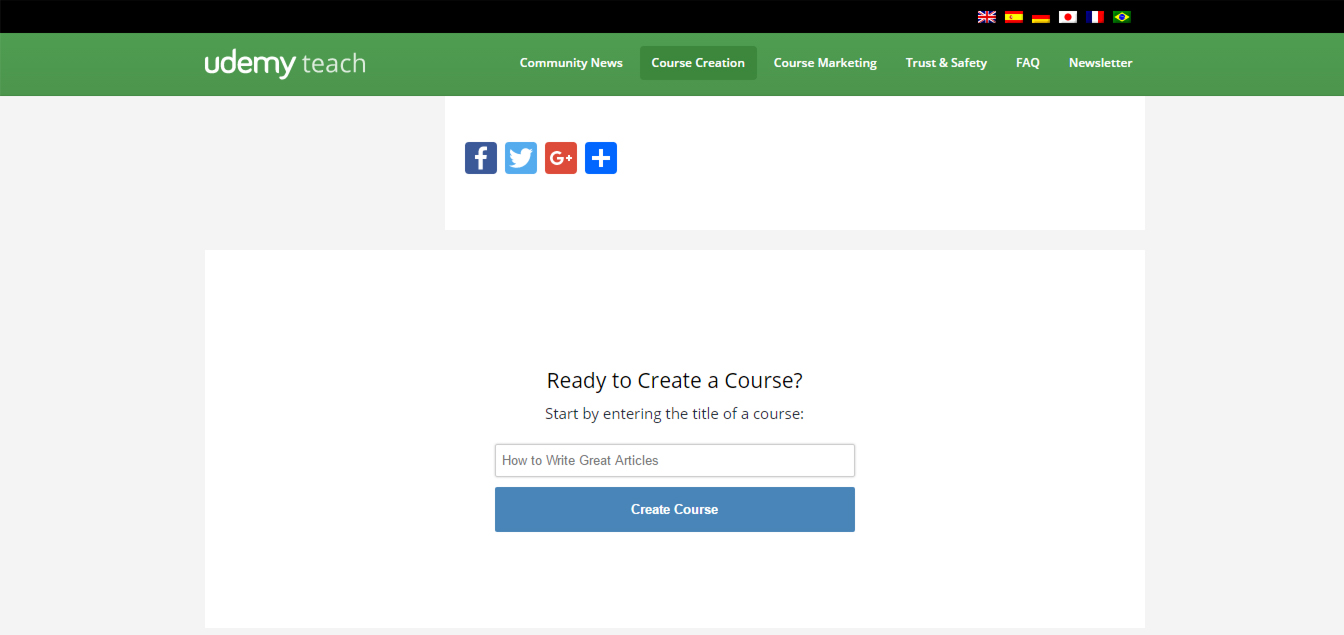 What is Udemy And How Can I Use It For Business? Ready to Create a Course?