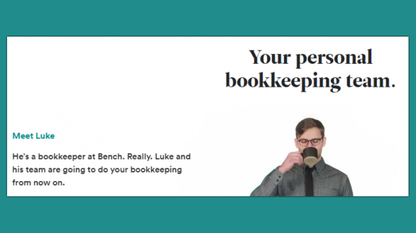 The Bench bookkeeping service wants to provide small businesses with experienced virtual bookkeeping help via their online site.