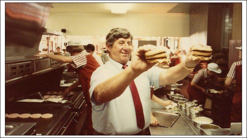 Big Mac Creator Dies at 98