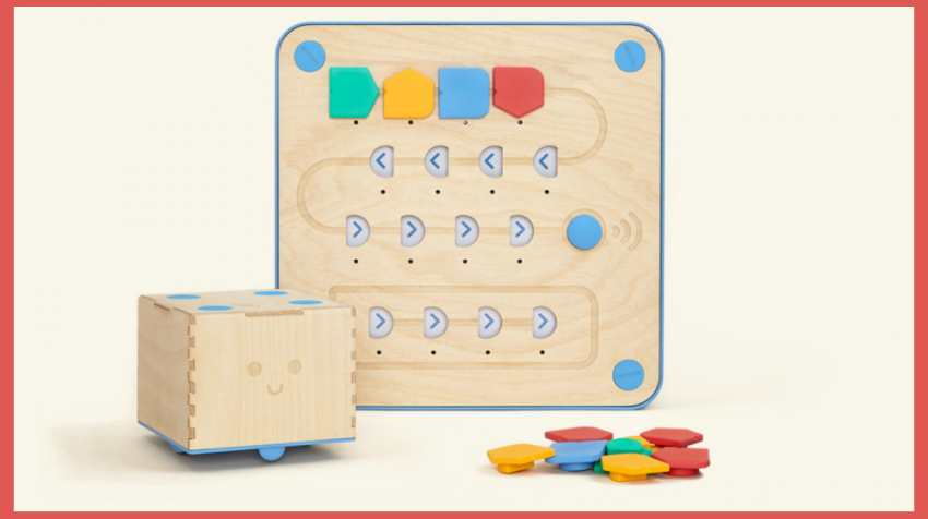 Unique Product Cubetto Teaches Preschoolers Coding