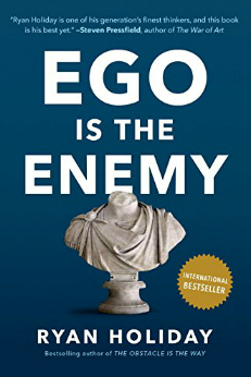 The Antidote to the Success Paradox is to Realize that Ego is the Enemy