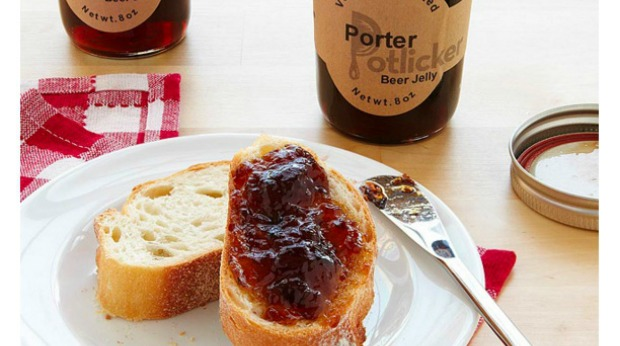 Food and Craft Gift Ideas for the Holidays - Beer Jelly