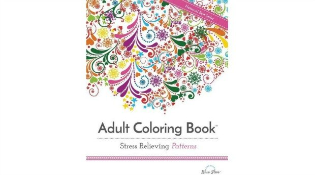 Food and Craft Gift Ideas for the Holidays - Adult Coloring Book