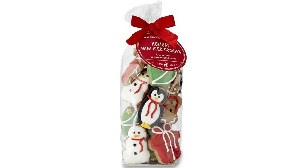 Food and Craft Gift Ideas for the Holidays - Holiday Iced Cookies