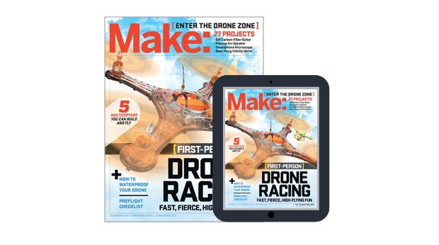 Food and Craft Gift Ideas for the Holidays - Make: Magazine Subscription