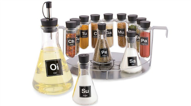 Food and Craft Gift Ideas for the Holidays - Chemist's Spice Rack