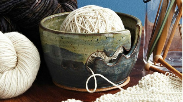 Food and Craft Gift Ideas for the Holidays - Yarn Bowl